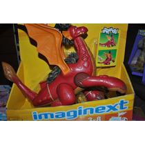 Dinosaurio Y Dragon Imaginext Precio Por C/u