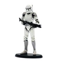 Estatua Coleccionable Star Wars, Coruscant Clone Trooper