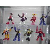Coleccion De Figuras De Megaman