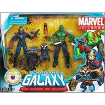 Guardians Of The Galaxy Marvel Universe