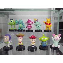 Coleccion De 10 Figuras De Personajes De Disney