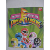 Power Ranger Catalogo