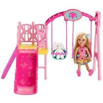 Barbie Hermanas Chelsea Swing Set