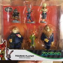 Zootopia Set Figuras Disney Collection