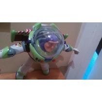 Buzz Lightyear Toy Story Disney Sonido 30 Cm