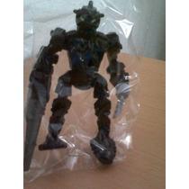 Lote Q Figuras Surtidas Mc Donalds Bionicles Y Robot Ironman