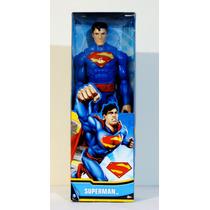 Superman Liga De La Justicia Mattel De 30cm