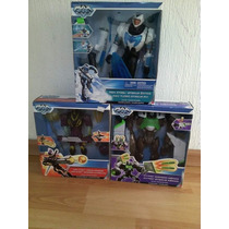 Lote Juguetes Max Steel