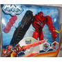 Max Steel Dredd Espada De Fuego Con Dvd