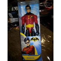 Juguetiness Robin Dc Comics Batman Figura Articulada