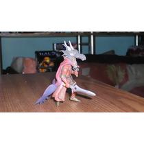 Papo Figura De Caballero Con Cabeza De Dragon