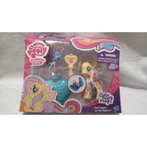 My Little Pony Cutie Mark Magic Fluttershy Y Sea Breezie