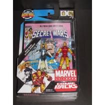 Iron Man Y Spider.woman - Marvel Universe