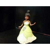 Tiana Princesa Hermosa Figura D Coleccion Disney