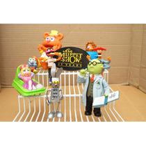 Show Muppett Lote Dr Bunzen & 7 Figura X Comp Ve Descripcion