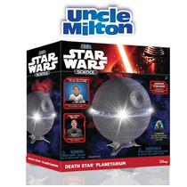 Proyector Estrella De La Muerte Uncle Milton 2016 Star Wars