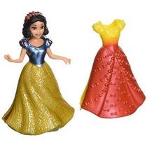 Disney Princess Magiclip Figura Blancanieves Con 2 Vestidos