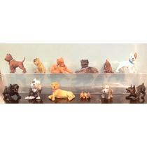 Colección De 12 Piezas. Perros Hood Hounds Serie #2