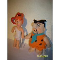Wilma And Fred Flintstones Hanna-barbera Productions