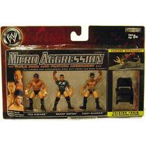 Wwe Wrestling Ted Dibiase, Randy Orton & Cody Rhodes