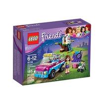 Lego Friends Auto Explorador De Olivia Mod 41116