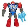 Transformers Héroe Mashers Autobot Ola De Calor Figura