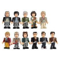 Doctor Who Juego De Micromuñecos (11 Unidades)