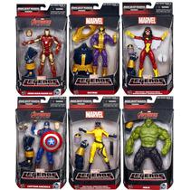Marvel Legends Infinity Thanos Colección Completa