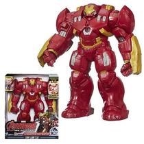 Hulk Buster Iron Man Tech Interactivo.
