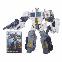 Transformers Combiner Wars Voyager Class Battle Core Optimus
