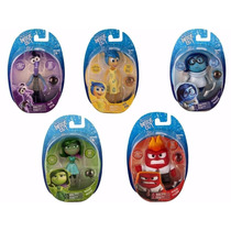 Intensamente Figuras Disney Pixar Inside Out Serie Completa