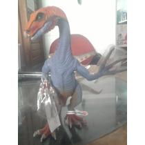 Dinoraiders Terisinosaurio Schleich Jurassick Park Godzilla