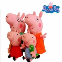 Set De Peppa Pig_ Familia Importado Original.