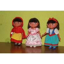 Dora Exploradora Version Princesas Disney Minis