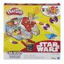 Star Wars Halcón Milenario Play-doh Con Can-heads