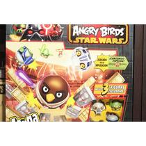 Juego De Angry Birds Star Wars Batalla Jedi