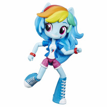 Muñeca My Little Pony Equestria Girls Minis Rainbow Dash