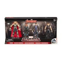 Marvel Legends Pack De 4 Figuras Avengers 2 Nuevo En Caja