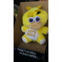 Five Nights At Freddy Peluche Chica