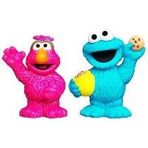 Playskool Sesame Street Figuras 2-pack - Monstruo De Las