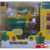 Play Set B Mario Bros Figuarts