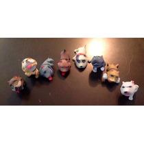 Figurines Perros Homie Bullyz