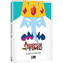Cartoon Network Time Adventure: Segunda Temporada De Dvd