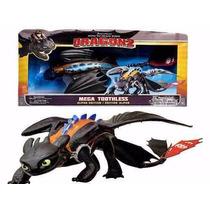 Mega Chimuelo Edicion Alpha 58 Cms Como Entrenar A Tu Dragon
