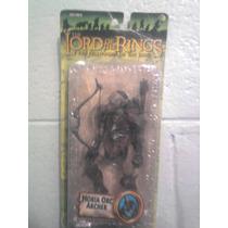 Señor De Los Anillos Orco Moria Arquero Toybiz Marvel Troll