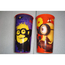 Vasos De Los Minions Coleccionables De Cinemex