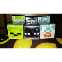 Figuras Armables Minecraft