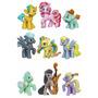 Set De 9 My Little Pony My Little Pony Friendship Is Magic