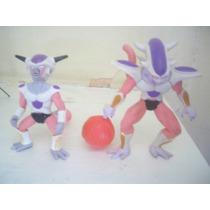 Dragon Ball Friezas Lote.