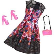 Barbie Pack Completo Moda Look # 2